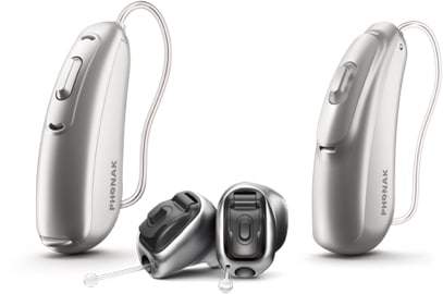 Phonak Over the Ear Hearing Aids